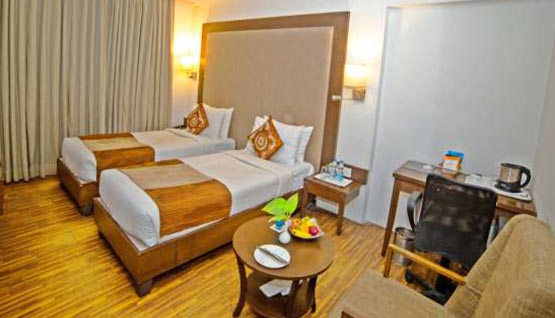 Stay In Comfort at The Best Business Hotel at Bhavnagar
