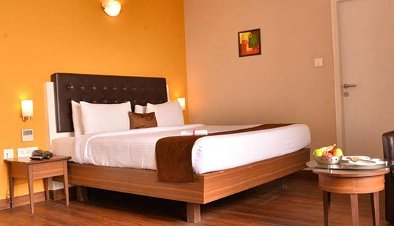 A Business Hotel in Agra