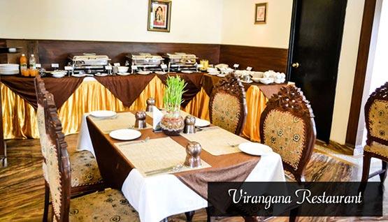 The Virangana Restaurant