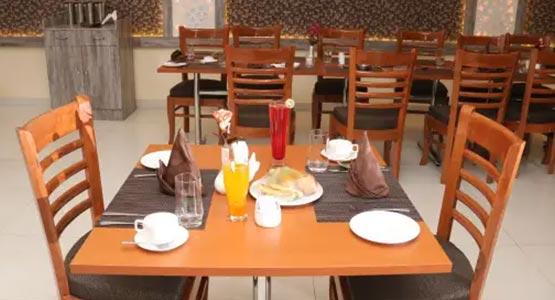 Punjabi Junction, Hotel GenX Mirzapur