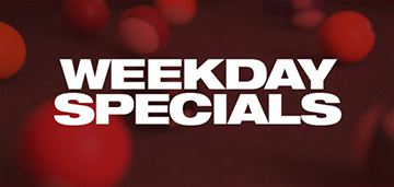 Weekday Special