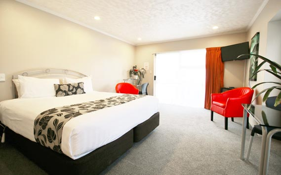 Rotorua accommodation hotels motels booking