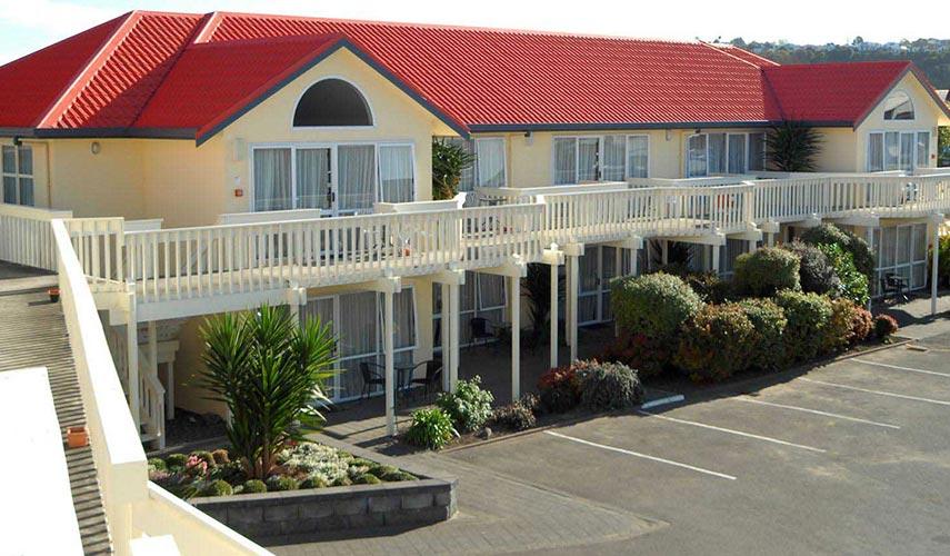 B-K's Fountain Court Motor Inn