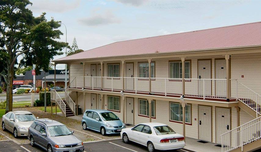 B-K's Counties Motor Lodge