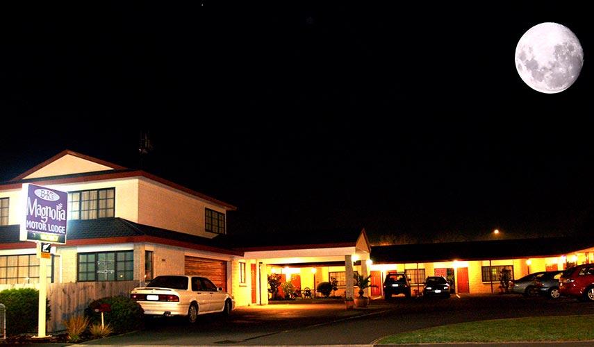 B-K's Magnolia Motor Lodge