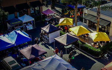 Nelson Mid Winter Night Market