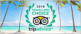 Travellers' Choice - 2018