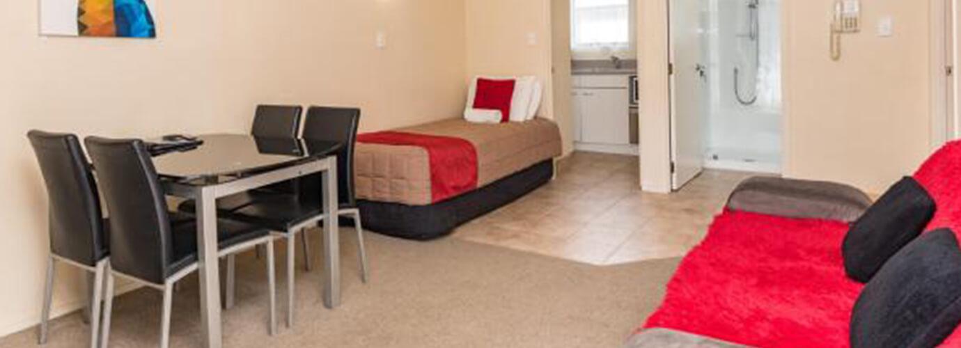 Standard One Bedroom Queen