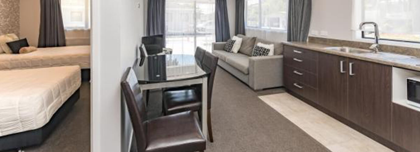 Comfort Two Bedroom Super King Accessibility