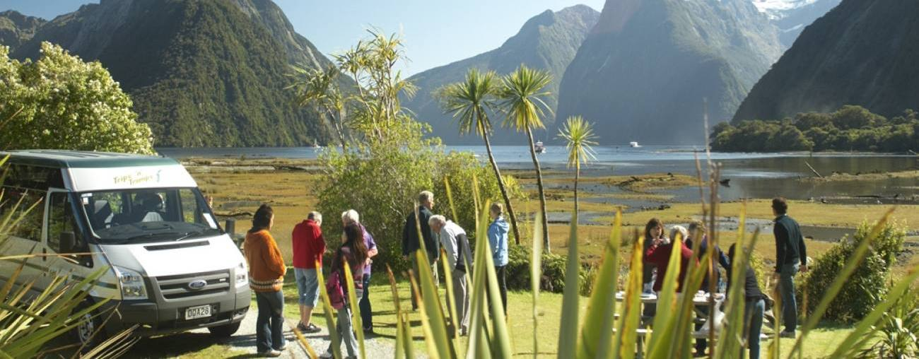 Scenic Fiordland Package