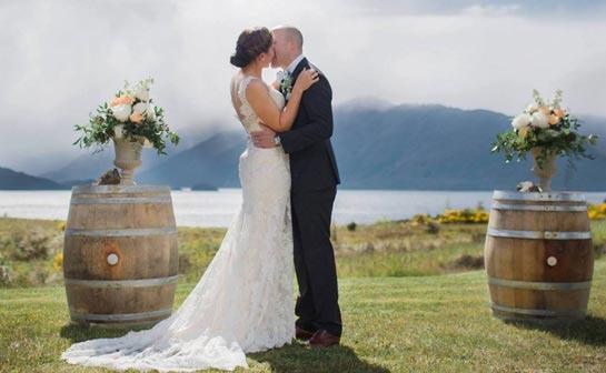 Fiordland - Wedding