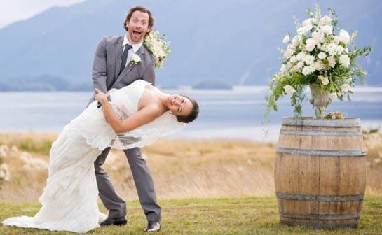 Fiordland - Wedding Ceremony