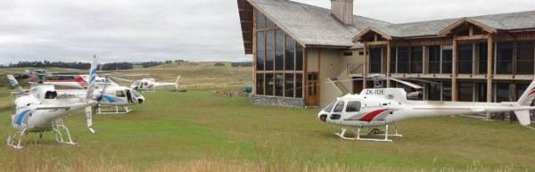 Te Anau - Helicopter Pad