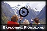 Exploring Fiordland