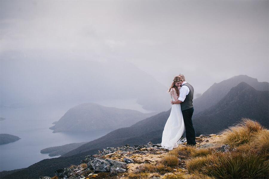 Weddings at Fiordland Lodge