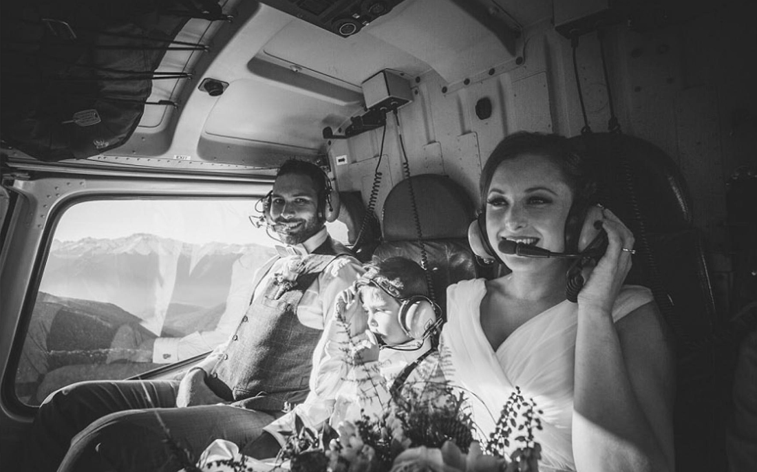Heli Weddings