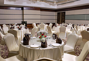 Conference in Mumbai central, Banquets in Mumbai central, Conference rooms in South Mumbai, Banquet halls in Mumbai central, The Sahil Hotel - Conference Room - Vinca I