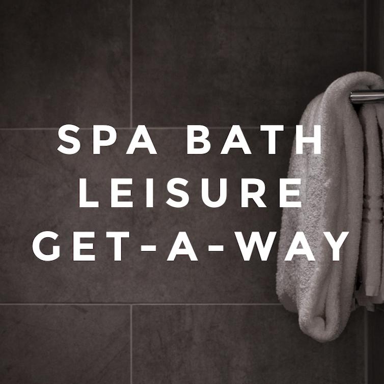 Spa Bath Leisure Promotion