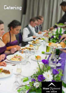 auckland event venue with catering mount richmond hotel