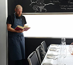 Head Chef Marcus Berndt