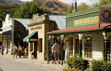 Arrowtown – 25 minutes from Queenstown, 20km