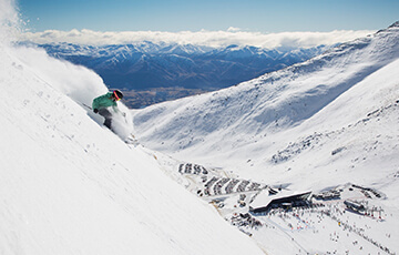 NZSKI – The Remarkables