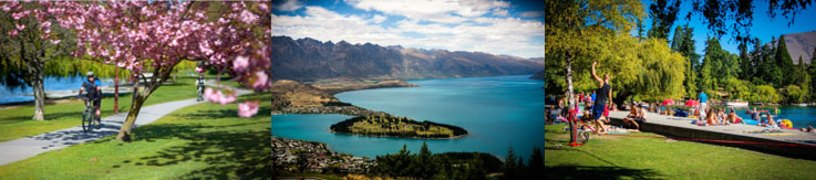 About Queenstown