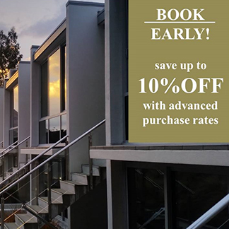 Book Early and Save Offer