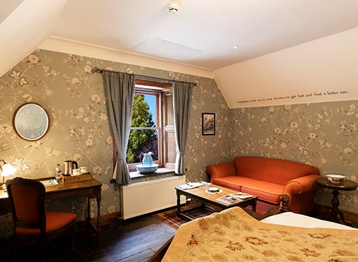 The Rhododendron Suite
