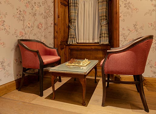 The Rowanberry Suite