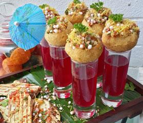kitty party venues in Juhu, buffet dinner in Juhu, Mumbai