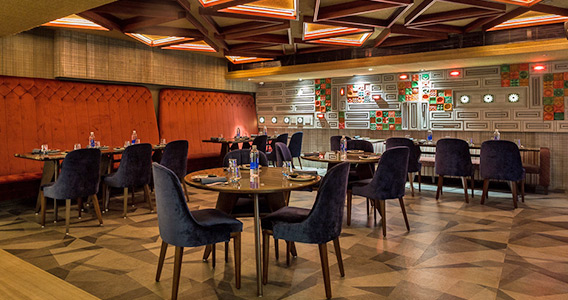Restaurants in Juhu for dinner, Fine dining restaurants in Juhu, buffet dinner in Juhu, buffet dinner in Mumbai - Khyma Asian Bistro