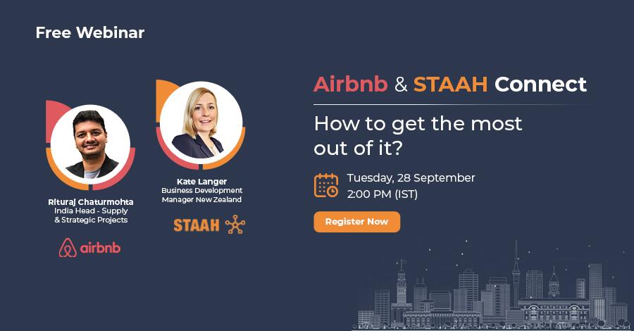 Extrane India webinar Airbnb