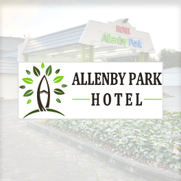 Allenby Park Hotel, Auckland