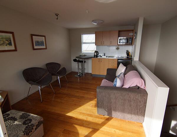 3 x Split Level One Bedroom Apartments