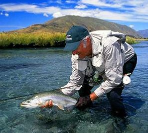World Class Salmon and Trout fishing/tours