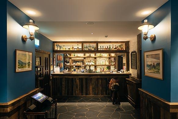 The Burns Bar