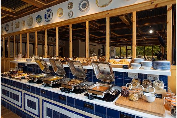 The Lochside Brasserie