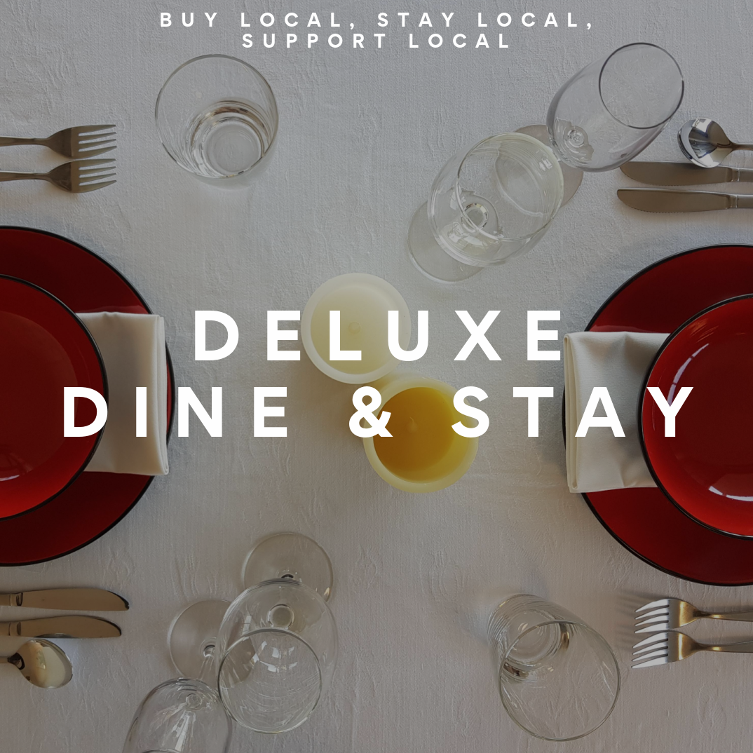 Deluxe Dine and Stay Promotion