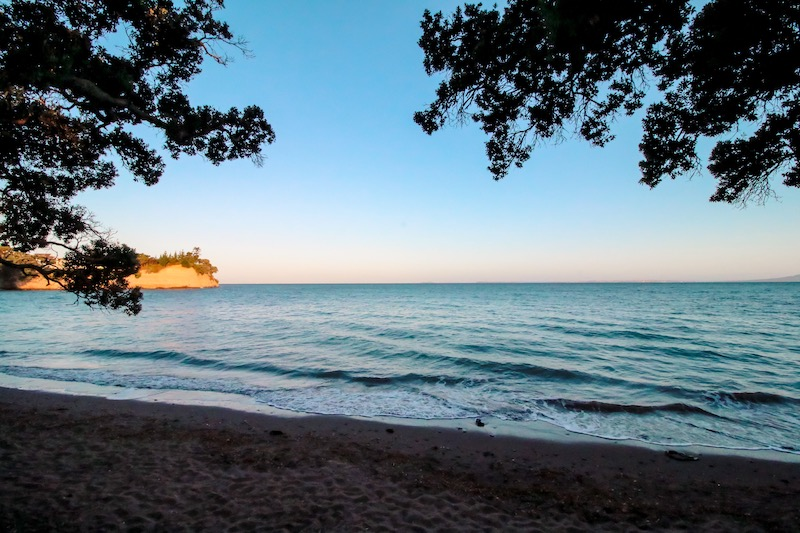 Hibiscus Coast Beaches and Parks