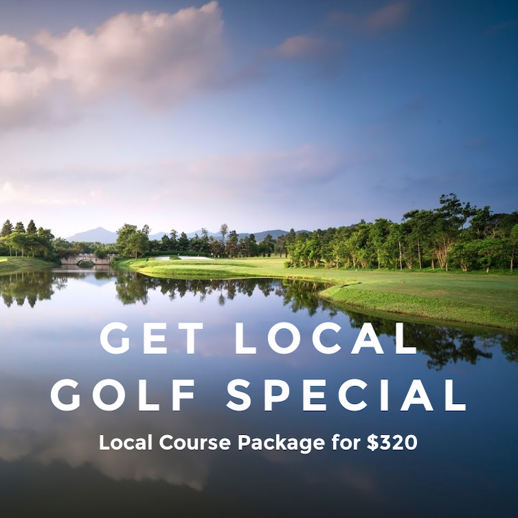 Local Golf Course Winter Package