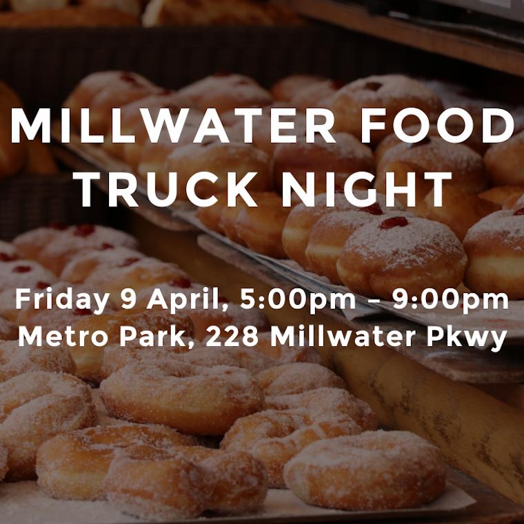 Millwater Food Truck Night