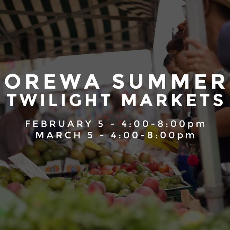 Orewa Market