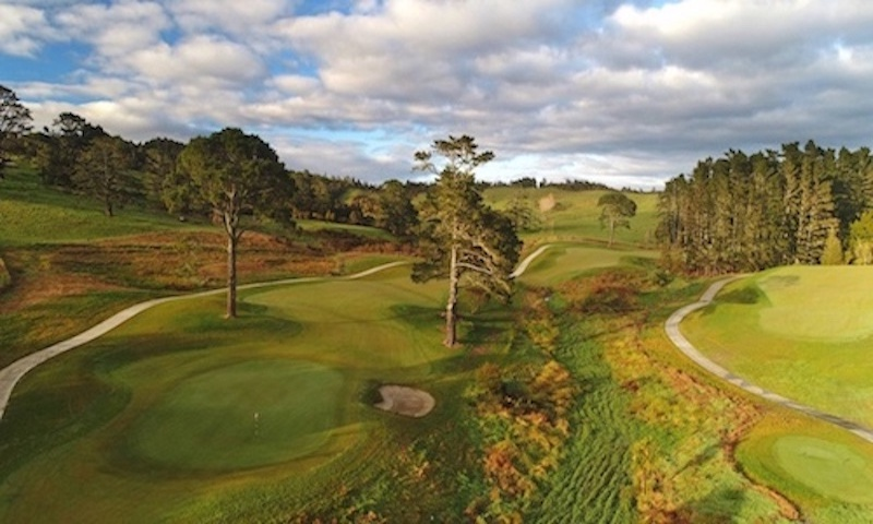 Golf Stay and Play Package