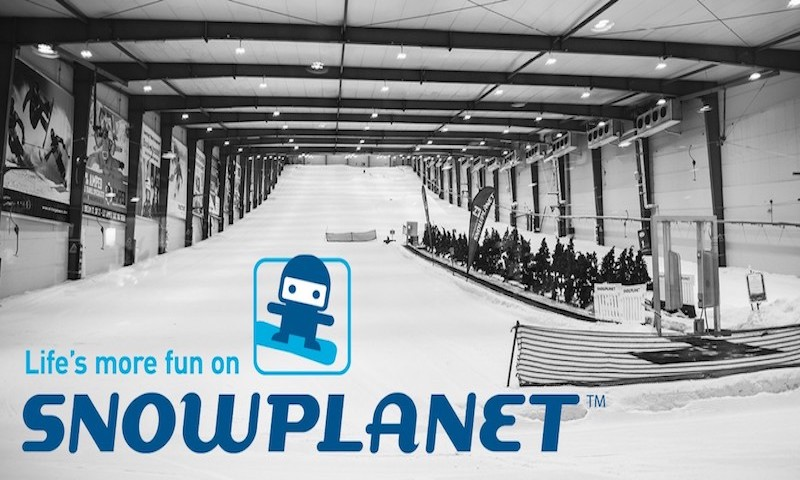 Snowplanet Ski and Stay Package
