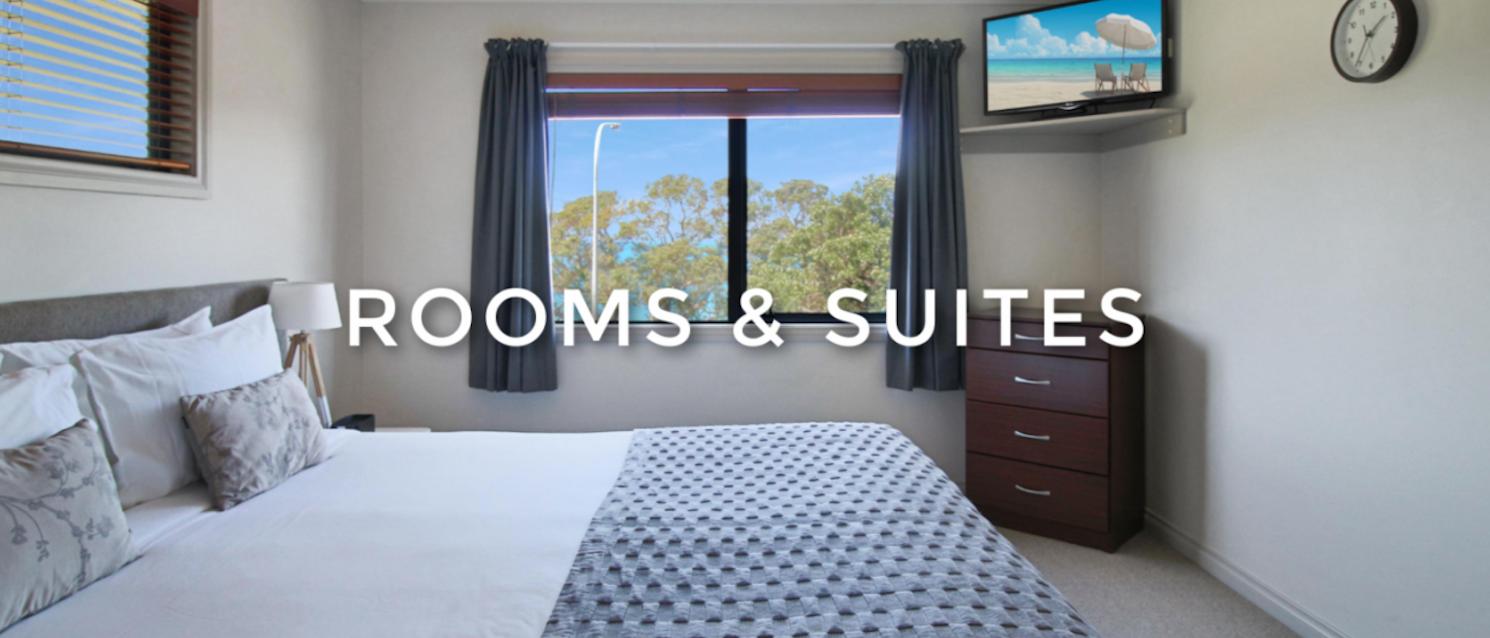 Rooms & Suites Whangaparaoa Lodge