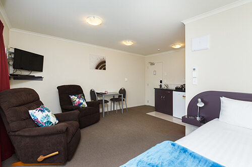 Family Spa & Shower Suite ground floor (sleeps 6)