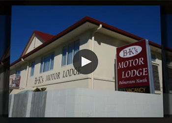 Preview BK's Motor Lodge Palmerston North