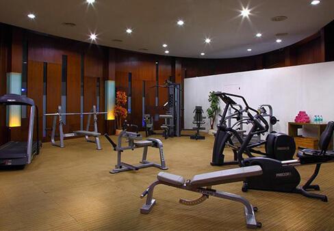 The Mirador Hotel, Mumbai - Fitness Station