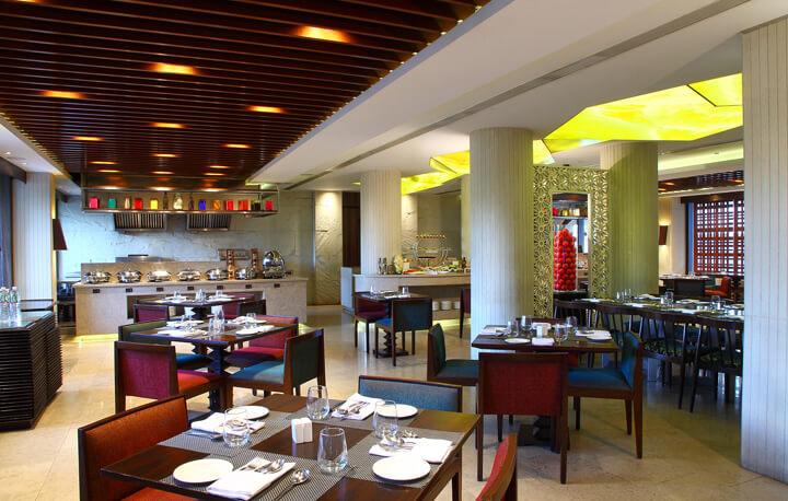 House of Asia, Multi Cuisine Restaurant in Mumbai - The Mirador